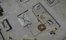Navigation mesh