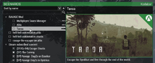 Loading Tanoa mission