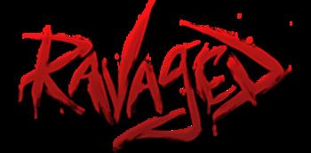 Ravaged Logo