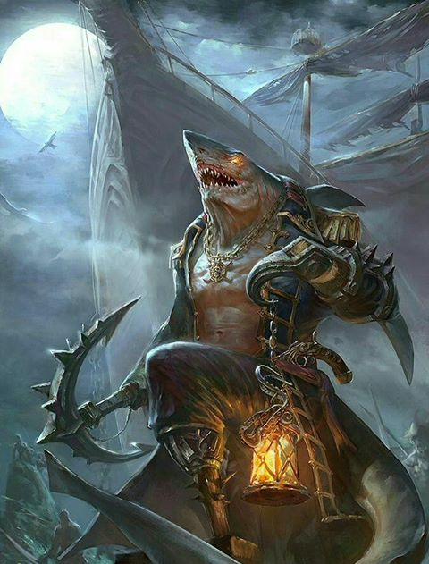Sharkfolk | Ra Va's D&D Wiki | FANDOM powered by Wikia