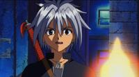 Haru returns to the fortune teller