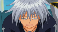 Haru's depression