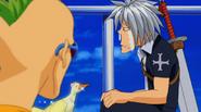 Haru apologizes