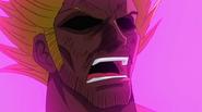 Gale destroys the Monster Prison