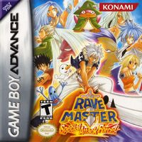 Rave Master GBA