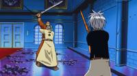 Galein tells haru to attack