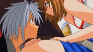 Elie and Haru meet