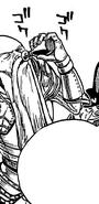 Alice gives Shiba the potion