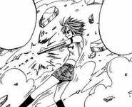 Elie rescues Haru