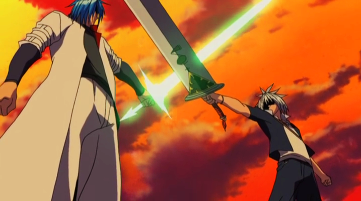 The Vow To The Future Rave Master Wiki Fandom Powered By Wikia