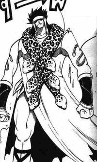 Orochi's full appearance