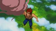 Shuda falls from the Sky