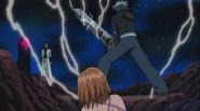 Haru saves Elie