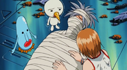 Elie wraps Haru up
