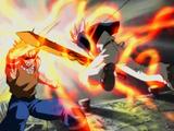 Shuda of the Bursting Flames
