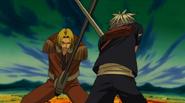 Haru attacks Jegan