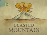 Blasted Mountain