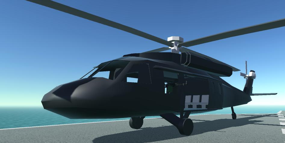 Transport Helicopter | Ravenfield Wiki | FANDOM powered by Wikia