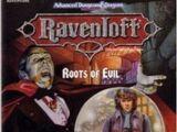 List of Ravenloft Books
