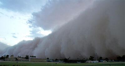 Haboob-dust-storm