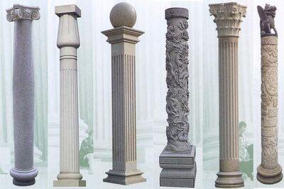 Stone Pillar Stone Column