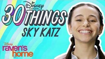 30 Things with Sky Katz