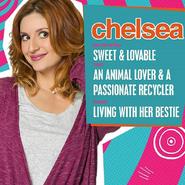 Chelsea UK Card