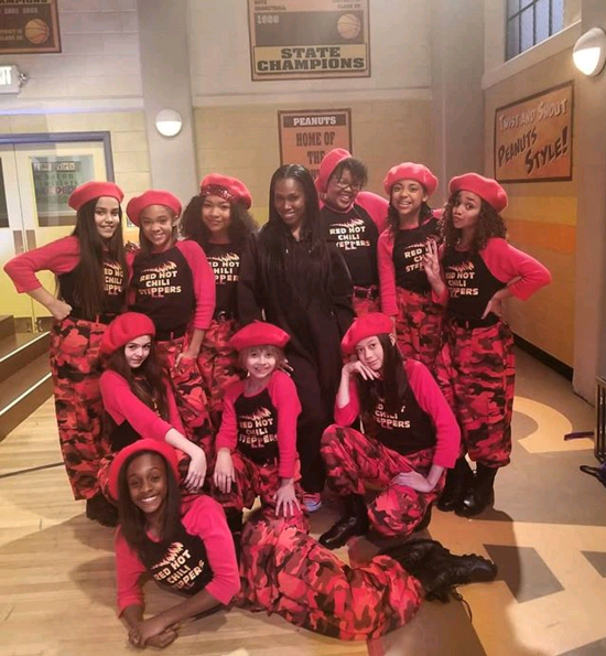 The Red Hot Chili Steppers