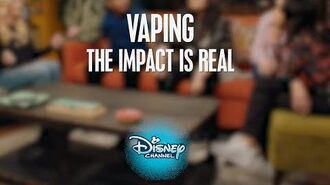 Raven's Home Anti-Vaping Pro-Social Message Disney Channel