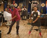 Mr. Arthur And Booker Dance