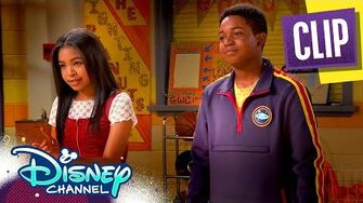 Booker Takes a Stand 😀 Raven's Home Disney Channel