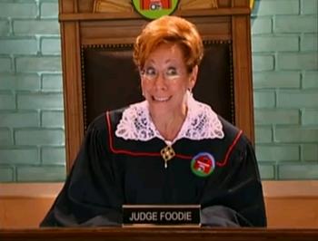 """""""Judge Foodie"""""""