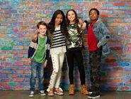 Raven's Home Cast Kids