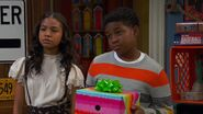 Nia and Booker's Fake Present