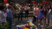 Nia and Booker's Party