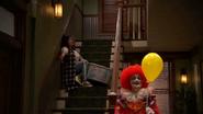 Raven Fears A Clown