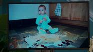 Messy Baby Levi