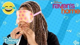 Raven's Home British Challenge 🇬🇧ft. Raven Symone Disney Channel UK