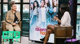 "Raven Symoné, Issac Ryan Brown & Navia Robinson Discuss Disney Channel's ""Raven's Home"""