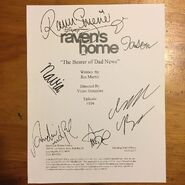 Ravens Home Script 104
