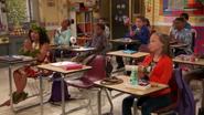 Classmates Applaud
