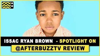Issac Ryan Brown Interview AfterBuzz TV's Spotlight On