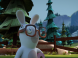 The Attack of the Rabbid Flies