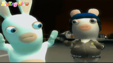 Rayman Raving Rabbids TV Party Episode 1 Wii ZigZag Kids HD-screenshot (5)