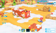 Mario Rabbids screenshot 3