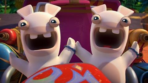 Rabbids Invasion - Rabbid BFFs