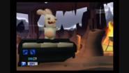 Born to be Wild - Singing - 100% (Rayman Raving Rabbids TV Party)-screenshot piano