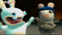 Rayman Raving Rabbids TV Party Episode 1 Wii ZigZag Kids HD-screenshot (1)