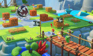 Mario Rabbids screenshot