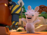 Professor Mad Rabbid (Rabbid Mozart)